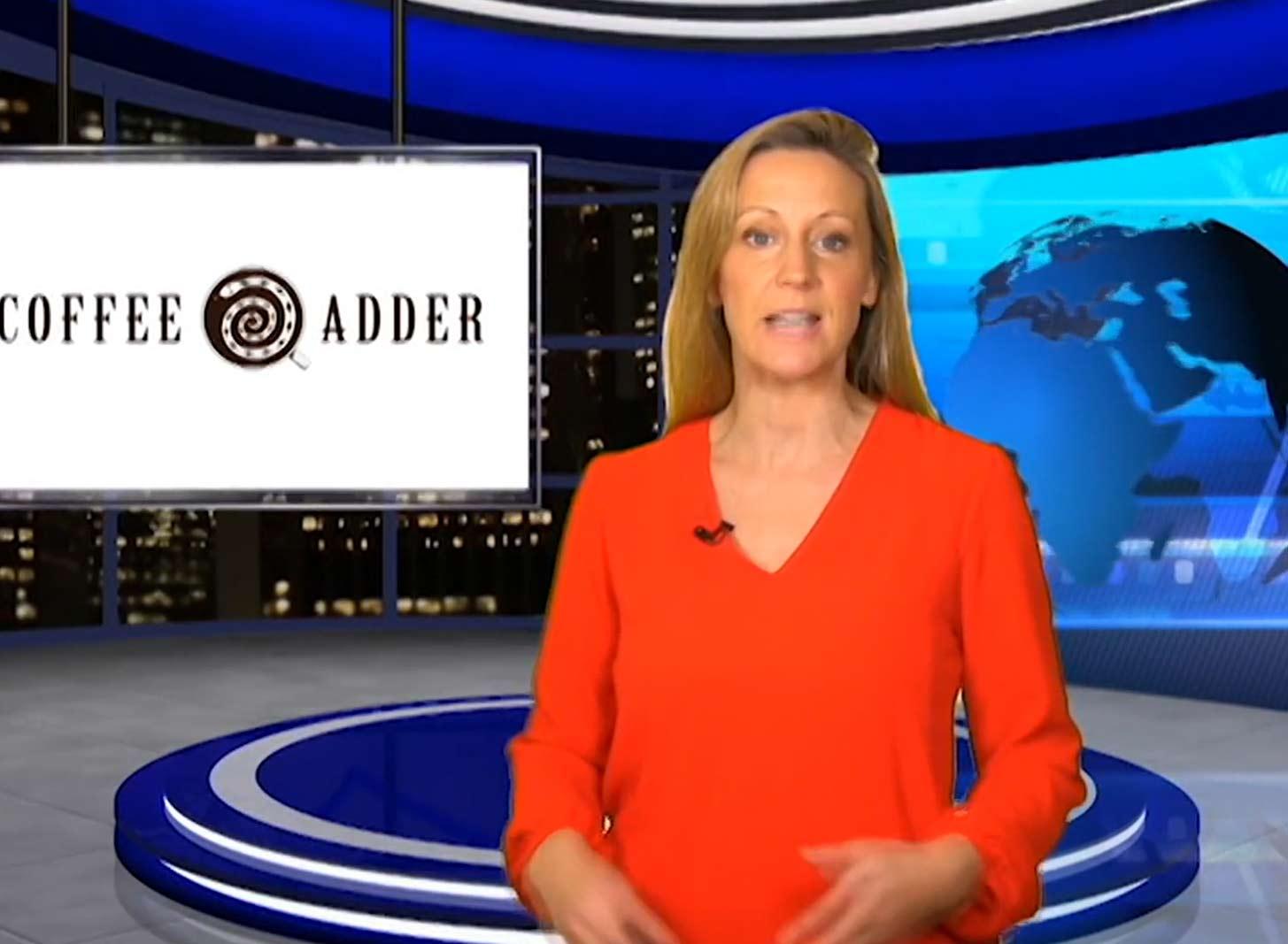 Klicka för att se videon om Coffee Adder